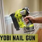 Best Ryobi Nail Guns