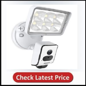ANNKE AI Floodlight Camera