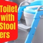 Best Toilet Seat with Step Stool ladders