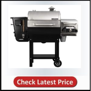 Camp Chef 24 in. WIFI Woodwind Pellet Grill & Smoker