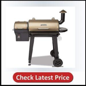 Cuisinart CPG-4000 Wood Pellet BBQ Grill & Smoker
