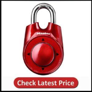 Master Lock 1500iD Locker Lock Set