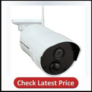 Night Owl Security Add-on IndoorOutdoor Wireless 1080p AC Powered Camera