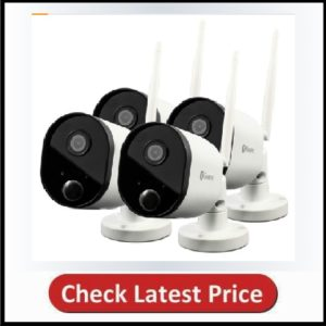 Swann Outdoor Home Security IP Camera