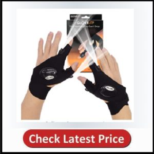 YUESUO LED Flashlight Gloves
