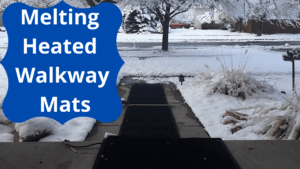 Best Melting Heated Walkway Mats